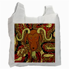Billy goat Recycle Bag (Two Side)