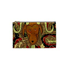 Billy goat Cosmetic Bag (Small)