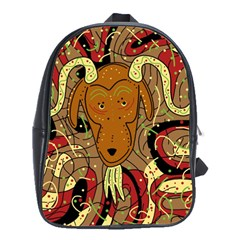 Billy goat School Bags(Large)