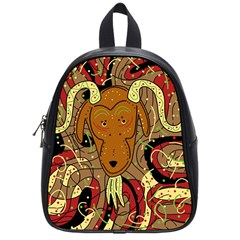 Billy goat School Bags (Small)