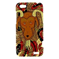 Billy goat HTC One V Hardshell Case