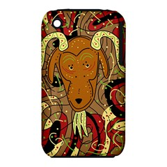 Billy goat Apple iPhone 3G/3GS Hardshell Case (PC+Silicone)
