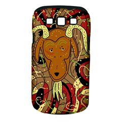 Billy goat Samsung Galaxy S III Classic Hardshell Case (PC+Silicone)