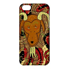 Billy goat Apple iPhone 5C Hardshell Case