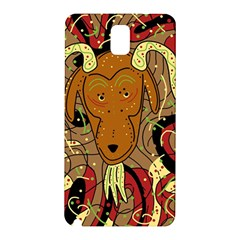 Billy goat Samsung Galaxy Note 3 N9005 Hardshell Back Case