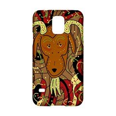 Billy goat Samsung Galaxy S5 Hardshell Case