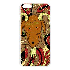 Billy goat Apple Seamless iPhone 6 Plus/6S Plus Case (Transparent)