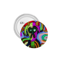 Colorful goat 1.75  Buttons