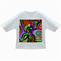 Colorful goat Infant/Toddler T-Shirts