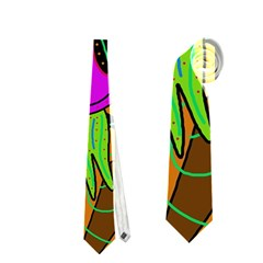 Colorful Goat Neckties (two Side)