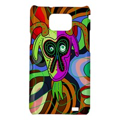 Colorful goat Samsung Galaxy S2 i9100 Hardshell Case