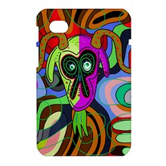 Colorful goat Samsung Galaxy Tab 7  P1000 Hardshell Case