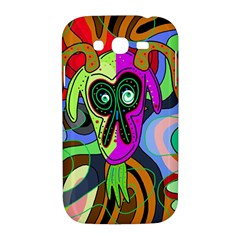 Colorful goat Samsung Galaxy Grand DUOS I9082 Hardshell Case