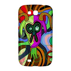 Colorful goat Samsung Galaxy Grand GT-I9128 Hardshell Case