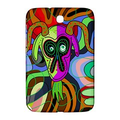 Colorful goat Samsung Galaxy Note 8.0 N5100 Hardshell Case