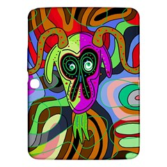 Colorful goat Samsung Galaxy Tab 3 (10.1 ) P5200 Hardshell Case