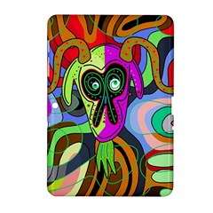 Colorful goat Samsung Galaxy Tab 2 (10.1 ) P5100 Hardshell Case
