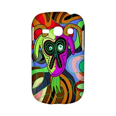 Colorful goat Samsung Galaxy S6810 Hardshell Case