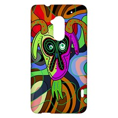 Colorful goat HTC One Max (T6) Hardshell Case