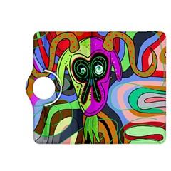 Colorful goat Kindle Fire HDX 8.9  Flip 360 Case