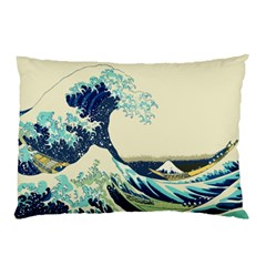 The Great Wave Pillow Case