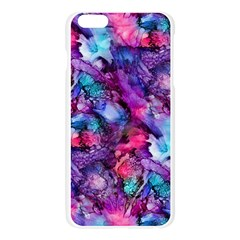 Glowing Abstract Apple Seamless iPhone 6 Plus/6S Plus Case (Transparent)