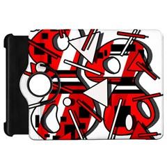 88 Kindle Fire HD Flip 360 Case