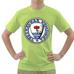 Tórshavn Insigna Green T-Shirt