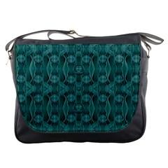 Celtic Gothic Knots Messenger Bags