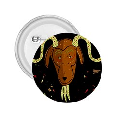 Billy goat 2 2.25  Buttons