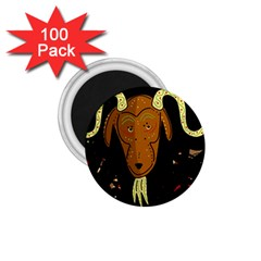 Billy goat 2 1.75  Magnets (100 pack)