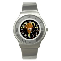 Billy goat 2 Stainless Steel Watch