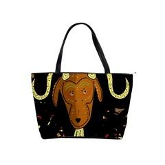 Billy goat 2 Shoulder Handbags