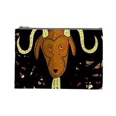 Billy goat 2 Cosmetic Bag (Large)