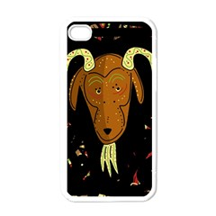 Billy goat 2 Apple iPhone 4 Case (White)