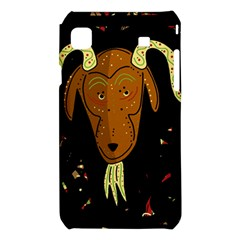 Billy goat 2 Samsung Galaxy S i9008 Hardshell Case
