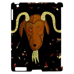 Billy goat 2 Apple iPad 2 Hardshell Case (Compatible with Smart Cover)