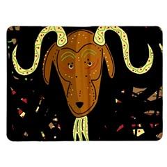 Billy goat 2 Kindle Fire (1st Gen) Flip Case