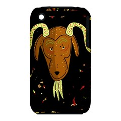 Billy goat 2 Apple iPhone 3G/3GS Hardshell Case (PC+Silicone)