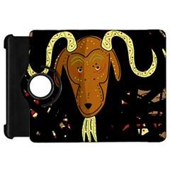 Billy goat 2 Kindle Fire HD Flip 360 Case