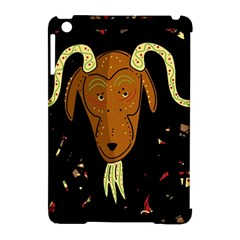 Billy goat 2 Apple iPad Mini Hardshell Case (Compatible with Smart Cover)