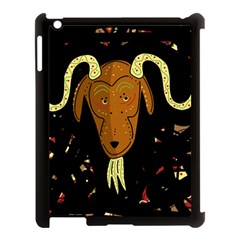 Billy goat 2 Apple iPad 3/4 Case (Black)
