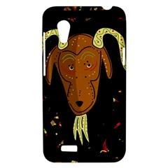 Billy goat 2 HTC Desire VT (T328T) Hardshell Case