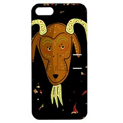 Billy goat 2 Apple iPhone 5 Hardshell Case with Stand