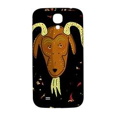 Billy goat 2 Samsung Galaxy S4 I9500/I9505  Hardshell Back Case