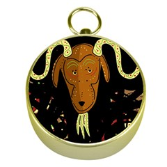 Billy goat 2 Gold Compasses
