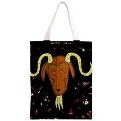 Billy goat 2 Classic Light Tote Bag