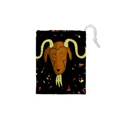 Billy goat 2 Drawstring Pouches (XS)
