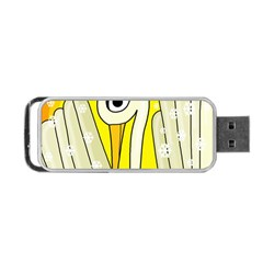 Crane Portable USB Flash (One Side)