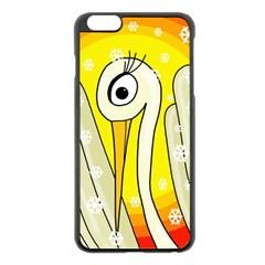 Crane Apple iPhone 6 Plus/6S Plus Black Enamel Case